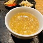 天地あまっち - 2度美味しいスープ