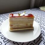パティスリー リュニック - 料理写真:トンカマカダミア