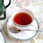 Aunty - 紅茶専門店だけあって、美味しいです。