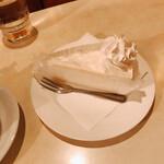 丘 - チーズケーキ