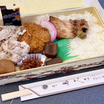 大森鳥久 - 折詰七号(700円)