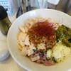 人生夢路 徳麺 - 料理写真:シビ辛担々まぜそば 自家製激辛ラー油和え