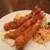 ビストロ福昇亭 - 料理写真:エビフライ(1,350円税込)。太くて大きな海老が3本も!