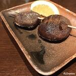 源喜屋 - 椎茸串焼