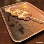 源喜屋 - 白金豚串焼