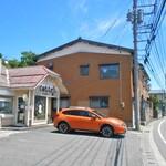 コッテジ - 県道16号線に面しています