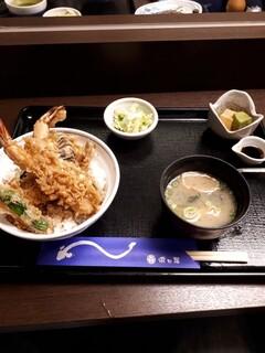 浜田屋 - 昼の天丼