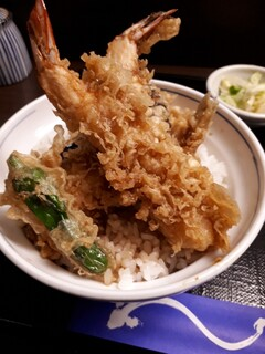 浜田屋 - 天丼