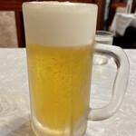 夜来香 - 生ビール