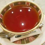 珈琲館 - 珈琲館なのにあえて紅茶を注文する私