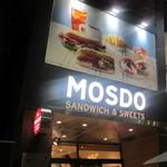 MOSDO - 外観