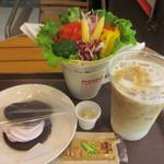 MOSDO - モスドの花束サンド(R)セット 740円
