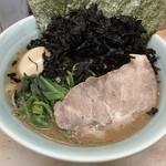 横浜ラーメン 武蔵家  - 料理写真: