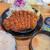 とんかつ 檍 - 料理写真:リブロースカツ定食3,000円+茎わさび100円+大盛ライス100円