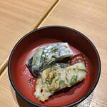 寿司の美登利総本店 - お通し