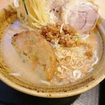 味噌蔵 麺四朗 - 料理写真: