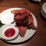 中華料理 華宴 - から揚げ2012,10