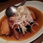 中華料理 華宴 - 豚バラ煮込み2012,10