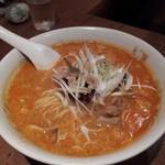 中華料理 華宴 - 坦々麺2012,10