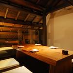 凛屋 - 屋根裏個室