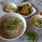 グッド モーニング ベトナム - 料理写真:
