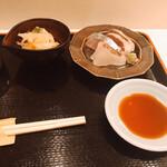 室町 三谷屋 - お刺身と酢漬け