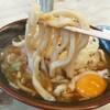 ふたばや - 料理写真:麺は少し固めな打ち立てうどん
