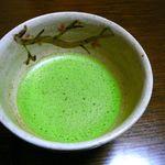 千松しま - 【抹茶】◎2012/10
