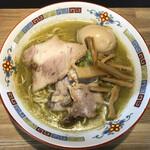 煮干中華 余韻 - 特 凝縮煮干(1050円)