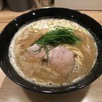 154028772 - 鶏×魚ラーメン