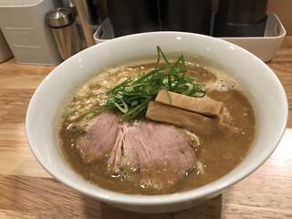 麺屋 K - 鶏ラーメン