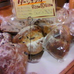 ダーシェンカ - ダーンシェンカは店名と同じパン♪