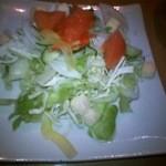 RESTAURANT SHIMIZU - サラダです
