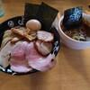 麺屋 たけ井 - 料理写真:特製つけ麺小追加チャーシューロース