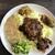 YOKO FOOD - 料理写真:ライス&カレー