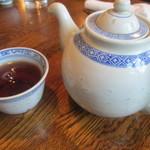 驪山 - プーアル茶