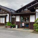 松乃家 - 店入り口
