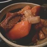 ざこや - 野菜煮物