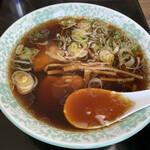 銀水 - スープ