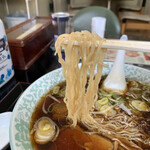 銀水 - 麺