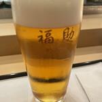 鮨処 銀座福助 -