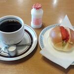 喫茶じゃすみん - 料理写真: