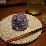 154065578 - 上生菓子(雨上がり)