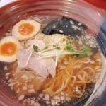 湯けむりの里 食事処 - 料理写真:しょう油らーめん800円