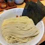154070538 - 特製清湯つけそば ¥1030