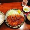 大吉 - 料理写真:ロースジャンボカツ定食