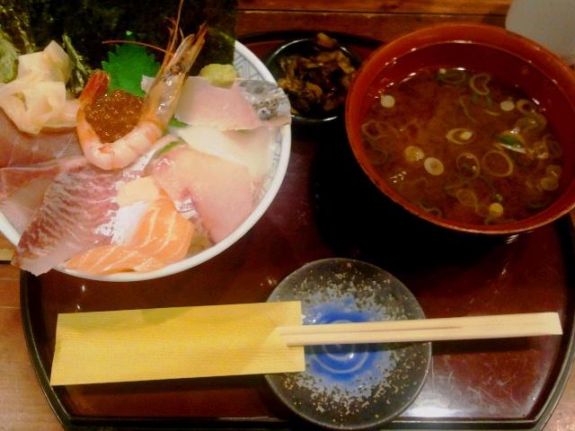 まるさ水産 名古屋東片端店