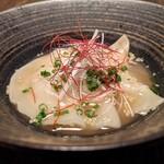 IZAKAYA混 - 蟹と海老の水餃子