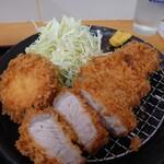 とんかつ 栄ちゃん - アップ