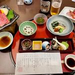 珠州温泉 のとじ荘 - 料理写真: